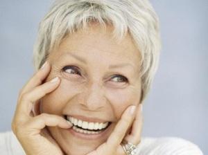 Возрастные особенности кожи в 60