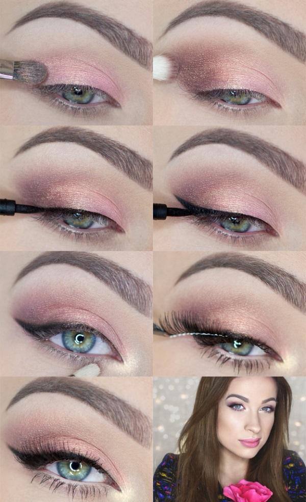 Приступайте к макияжу глаз