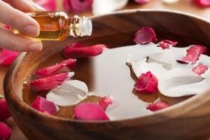 Маски для лица с маслом розы