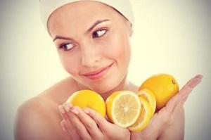 Маски с эфирным маслом лимона