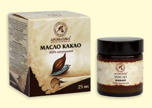 Польза масла какао для лица