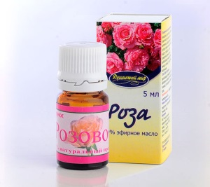 Польза розового масла для лица