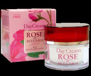 Продукция для лица с маслом розы