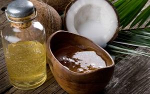 Виды косметического масла кокоса