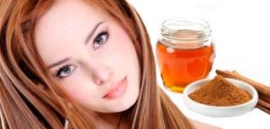 Эффект масок из корицы с медом