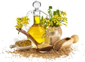 Горчичное масло для лица