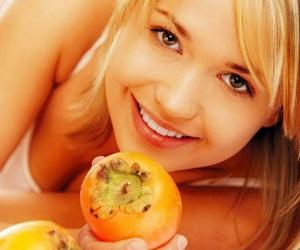 Польза хурмы для кожи лица