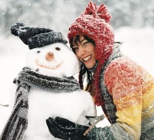 Польза зимних масок для лица