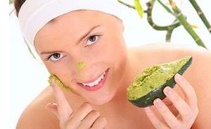 Рецепты масок для лица из авокадо