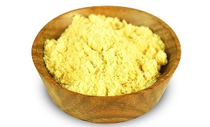 Свойства желтой глины для лица