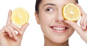 Средства с лимоном для лица