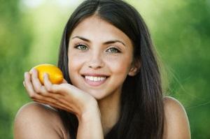 Свойства лимона для кожи