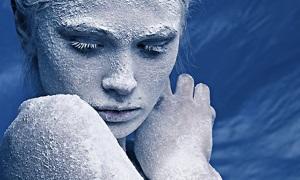 Защита кожи в мороз