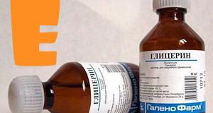 Маска для лица с глицерином и витамином Е