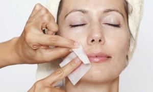 Лечение прыщей на губах