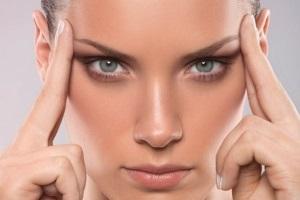 Лечение прыщей на висках у женщин