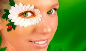Народные рецепты от морщин вокруг глаз