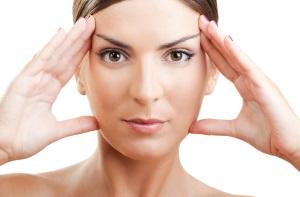 Обучение точечному массажу лица