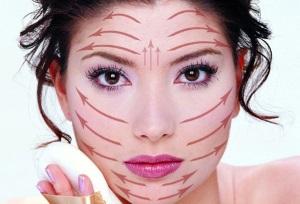 Японский массаж для лица самостоятельно