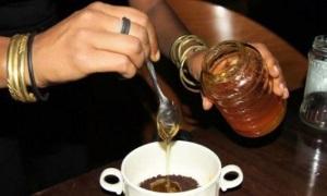 Кофейно-медовая маска для лица