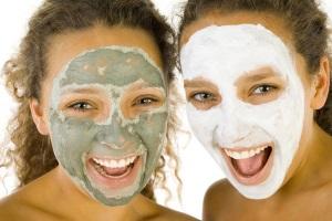 Очищающие маски для лица-рецепты