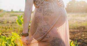 Татуаж при беременности