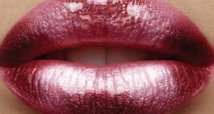 Как зрительно увеличить губы?