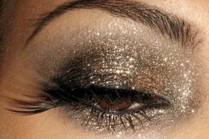 Какие тени подходят карим глазам?