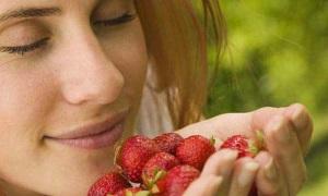 Рецепты ягодных масок