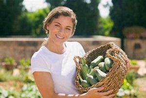 Рецепты овощных масок для кожи