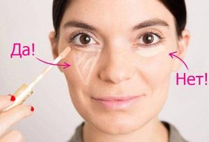 Ошибки при создании макияжа
