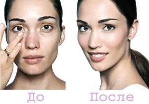 Пошаговая инструкция нанесения на кожу лица