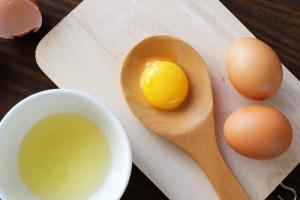 Рецепт белковой маски