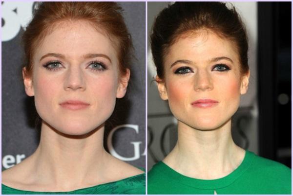 Акценты дневного и вечернего макияжа