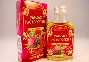 Полезные вещества в составе масла