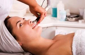 Косметологические процедуры в салоне-лазерная шлифовка