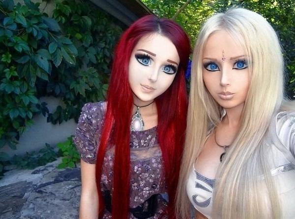 Принципы кукольной внешности