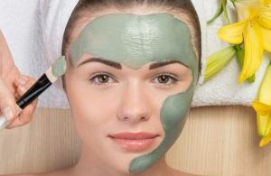 Недорогие глиняные маски