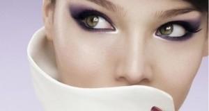 Макияж для опущенных уголков глаз