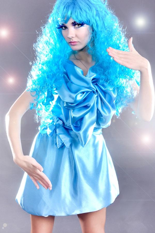 Одежда и причёска для персонажа