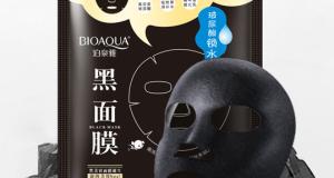 Как пользоваться черной маской из Китая?