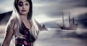 Макияж Пиратки