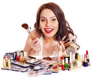 Что потребуется в домашних условиях из косметики?