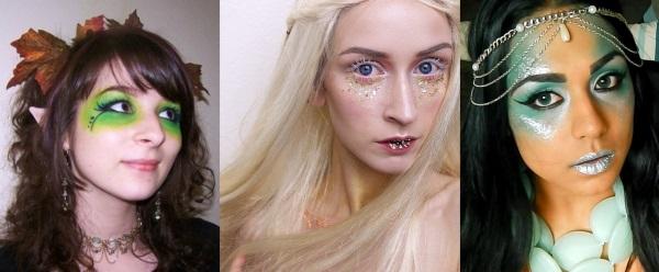 Последовательность выполнения макияжа