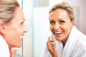 Как подготовить возрастную кожу к косметике?