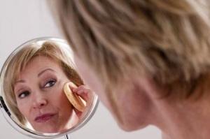 Возрастные особенности кожи в 50